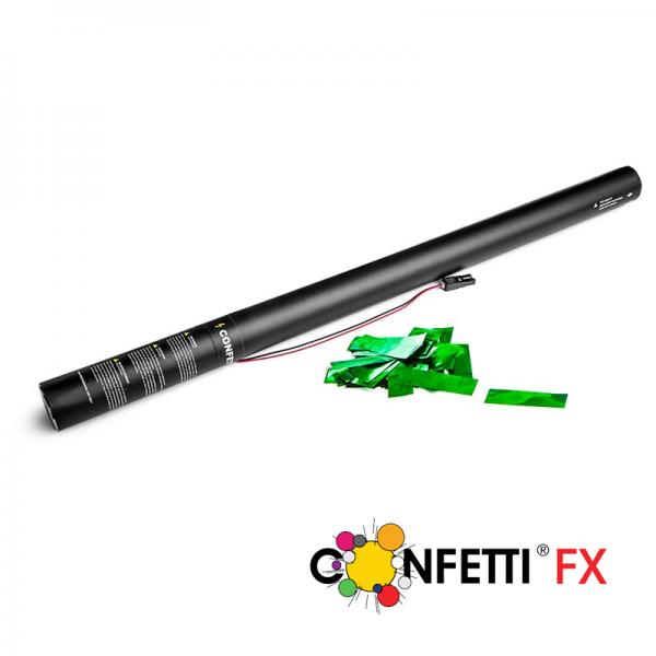 FX Konfettikanone grün metallic, 80cm