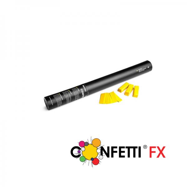 FX Konfettikanone gelb, 50cm
